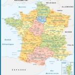 cartes France Nouvelles Regions