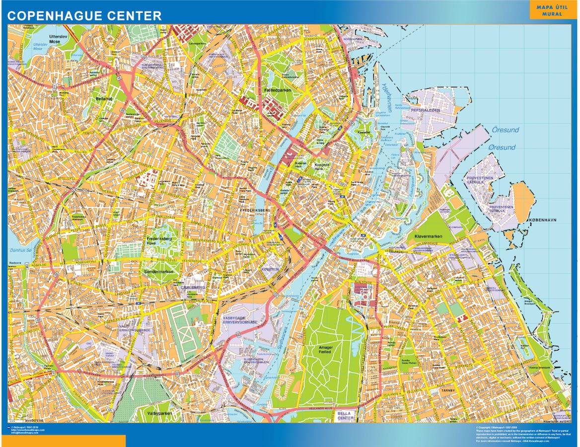 Plan De Ville Copenhague