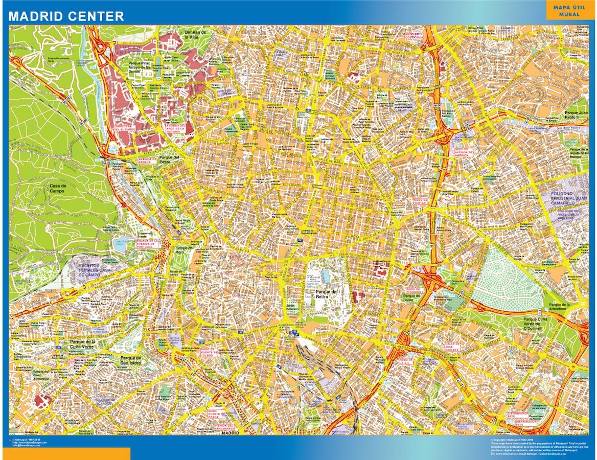 vous cherchez carte madrid centre ville ou le plan carte madrid centre ville. Black Bedroom Furniture Sets. Home Design Ideas